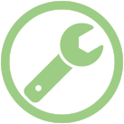 Wrench to demonstrate the maintenance phase of design