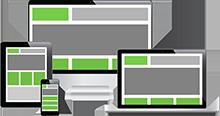 Responsive web development